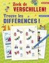 Afbeelding van het spelletje Zoek de verschillen! / Trouve les différences!