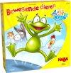Afbeelding van het spelletje Haba - Spel - Active kids - Bewegende dieren