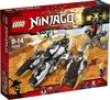 LEGO Ninjago Ultra Stealth Raider - 70595