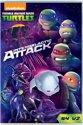 Teenage Mutant Ninja Turtles - Intergalactic Attack