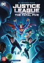 JUSTICE LEAGUE V FATAL FIVE /S DVD BI-FR