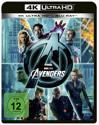 The Avengers (2011) (Ultra HD Blu-ray & Blu-ray)