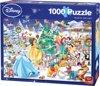 Legpuzzels van 1000 stukjes