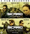 Sicario 1 + 2 (2 movie Blu-Ray Boxset)