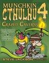 Afbeelding van het spelletje Munchkin: Cthulhu 4: Crazed Caverns