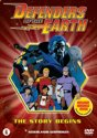 Defenders Of The Earth 1-Story Begins