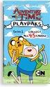Afbeelding van het spelletje 5 Pakjes Adventure Time Playpaks Series 1