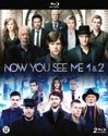 Now You See Me 1 & 2 (Blu-ray)