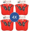 rood  4-PACK