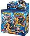 Afbeelding van het spelletje Pokemon kaarten XY12 Evolutions - Boosterbox (36 Booster Packs)