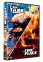 Fishtank Fireplace Dvd