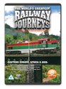 Rail Away: The World's Greatest Railway Journeys: Eastern Europe, Africa & Asia 8-Disc Collector's Edition