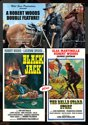 Black Jack + The Belle Starr Story (The Spaghetti Western Collection Volume 59)