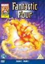 FANTASTIC FOUR - SEASON 2 - VOLUME 1 -