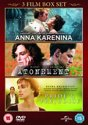 Anna Karenina, Atonement en Pride & Prejudice in 1 box ( IMPORT )