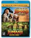 Jumanji - The Next Level + Jumanji - Welcome To The Jungle (2 Pack)