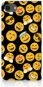 Apple iPhone 7 | 8 Standcase Hoesje Design Emoji