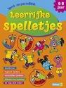 Speel- en puzzelblok Leerrijke spelletjes 4-6 jaar