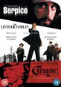 Serpico + the Untouchables + Chinatown