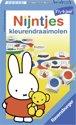 Afbeelding van het spelletje Ravensburger nijntjes kleurendraaimolen - pocketspel