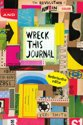 Wreck this journal, nu in kleur!