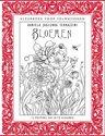 kleurboek voor volwassenen: Bloemen