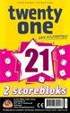 Afbeelding van het spelletje Twenty One (21): bloks