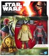 Star Wars: The Force Awakens Figure 2 Pack - Sidon Ithano & Quiggold