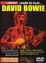 Learn To Play David Bowie