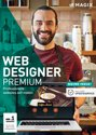 Magix Web Designer 15 Premium - Nederlands / Engels / Frans - Windows