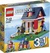 LEGO Creator Vakantiehuisje - 31009