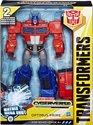 Transformers Cyberverse Matrix Mega Shot Optimus Prime - Actiefiguur