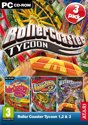 RollerCoaster Tycoon 1, 2 & 3 - Windows