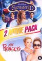 ENCHANTED + PRINC.DIAIRES DUO DVD NL