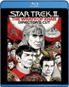 Star Trek 2 - The Wrath Of Khan (Director's Cut) [Blu-ray] [2015] (import)