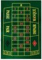 Afbeelding van het spelletje Longfield Games Roulette Kleed 130 x 90 cm