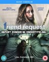 Friend Request [Blu-ray] [2016] [Region Free] (import)