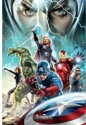 Avengers collage poster