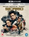 Sicario [Blu-ray] [2016] (import)