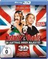 Asterix & Obelix: Im Auftrag Ihrer Majestät 3D/Blu-ray