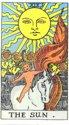 Afbeelding van het spelletje Giant Rider-Waite Tarot Deck