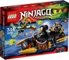 LEGO Ninjago Blaster-motor - 70733