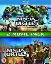 Teenage Mutant Ninja Turtles 1-2