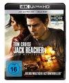 Jack Reacher: Kein Weg zurück (Ultra HD Blu-ray & Blu-ray)