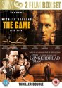 2 Film Box set -               the Game & the Gingerbread man