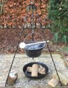 Driepoot barbecues