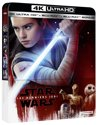 Star Wars Episode 8: The Last Jedi (4K Ultra HD Blu-ray) (Import)