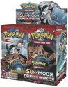 Afbeelding van het spelletje Pokemon Sun & Moon Crimson Invasion - Boosterbox