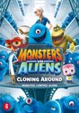 Monsters vs Aliens - Cloning Around