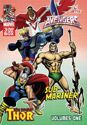 Marvel The Avengers + Mighty Thor + Sub- Mariner Box (3 DVD)